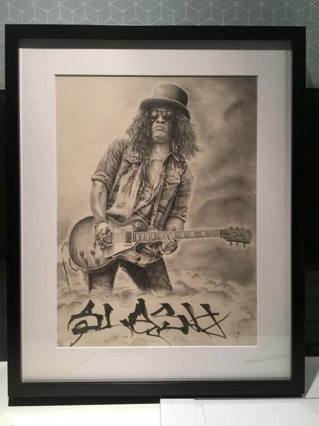 Slash by jazz